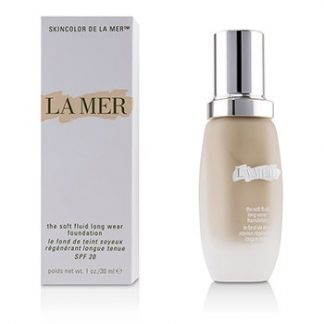 LA MER THE SOFT FLUID LONG WEAR FOUNDATION SPF 20 - # 21 BISQUE  30ML/1OZ