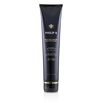 PHILIP B RUSSIAN AMBER CONDITIONER (ULTIMATE REJUVENATOR - ALL HAIR TYPES)  178ML/6OZ