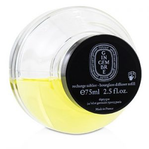 DIPTYQUE HOURGLASS DIFFUSER REFILL - GINGEMBRE  75ML/2.5OZ