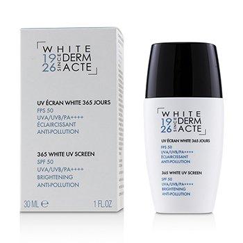 ACADEMIE 365 WHITE UV SCREEN SPF 50  30ML/1OZ