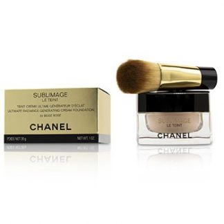CHANEL SUBLIMAGE LE TEINT ULTIMATE RADIANCE GENERATING CREAM FOUNDATION - # 22 BEIGE ROSE  30G/1OZ