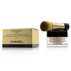 CHANEL SUBLIMAGE LE TEINT ULTIMATE RADIANCE GENERATING CREAM FOUNDATION - # 10 BEIGE  30G/1OZ