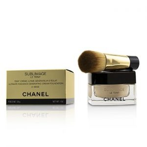 CHANEL SUBLIMAGE LE TEINT ULTIMATE RADIANCE GENERATING CREAM FOUNDATION - # 21 BEIGE  30G/1OZ