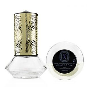 DIPTYQUE HOURGLASS DIFFUSER - ROSES  75ML/2.5OZ