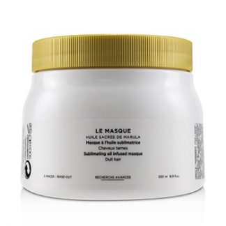 KERASTASE ELIXIR ULTIME LE MASQUE SUBLIMATING OIL INFUSED MASQUE (DULL HAIR)  500ML/16.9OZ