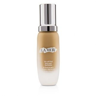 LA MER THE SOFT FLUID LONG WEAR FOUNDATION SPF 20 - # 33 SUEDE  30ML/1OZ