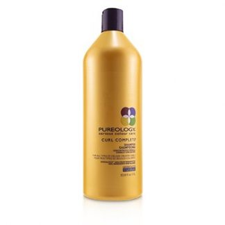 PUREOLOGY CURL COMPLETE SHAMPOO (FOR ALL TYPES OF COLOUR-TREATED CURLS)  1000ML/33.8OZ