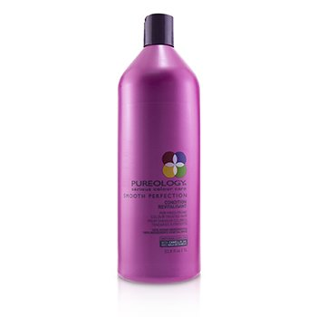 PUREOLOGY SMOOTH PERFECTION CONDITION (FOR FRIZZ-PRONE COLOUR-TREATED HAIR)  1000ML/33.8OZ