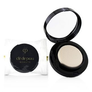 CLE DE PEAU RADIANT CREAM TO POWDER FOUNDATION SPF 25 - # O20 (LIGHT OCHRE)  12G/0.42OZ