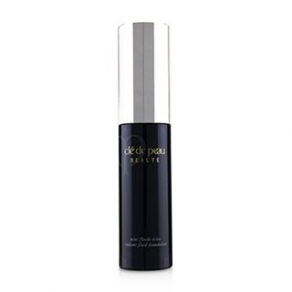 CLE DE PEAU RADIANT FLUID FOUNDATION SPF 25 - # I10 (VERY LIGHT IVORY)  30ML/1OZ