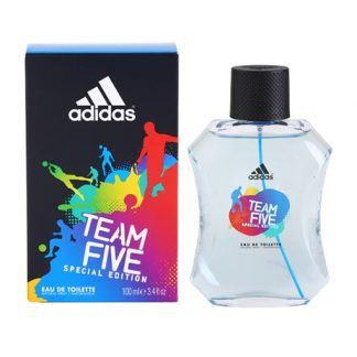 ADIDAS TEAM FIVE SPECIAL EDITION EDT FOR MEN