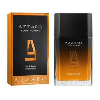 AZZARO AMBER FEVER POUR HOMME EDT FOR MEN