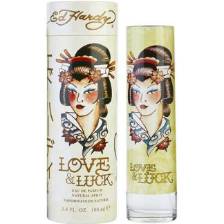 CHRISTIAN AUDIGIER ED HARDY LOVE & LUCK EDP FOR WOMEN