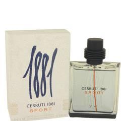 NINO CERRUTI 1881 SPORT EDT FOR MEN