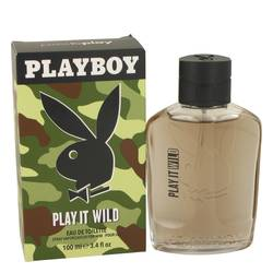 PLAYBOY PLAY IT WILD EDT FOR MEN