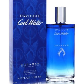 DAVIDOFF COOL WATER AQUAMAN COLLECTOR EDITION EDT FOR MEN