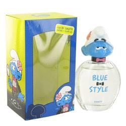 SMURFS THE SMURFS BLUE STYLE VANITY EDT FOR MEN