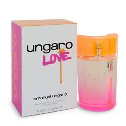 EMANUEL UNGARO UNGARO LOVE EDP FOR WOMEN