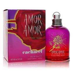 CACHAREL AMOR AMOR ELECTRIC KISS EDT FOR WOMEN