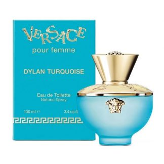 VERSACE DYLAN TURQUOISE POUR FEMME EDT FOR WOMEN